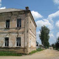 SCHOOL CORNER - угол школы, Дорогобуж