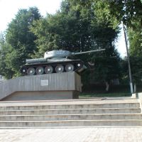 Т-34 в Дорогобуже, Дорогобуж