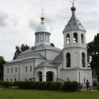 Kathedrale in Jelnja, Ельня