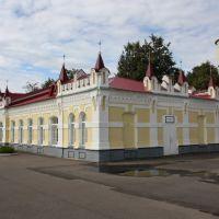 Bahnhof Jelnja, Ельня