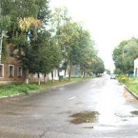 """Ельня Советская улица """"детство"""" 2011, Ельня"""
