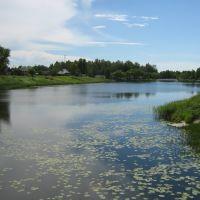 река Десна, Ельня