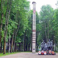 Монумент Советской Гвардии в Ельне, Ельня
