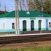 вокзал, Кардымово