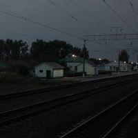 Станция Кардымово. Railway station Kardymovo., Кардымово