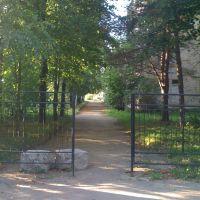 Near MedicalCentr, village Krasnyj, Красный
