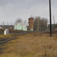 ЖД Вогзал, Новодугино