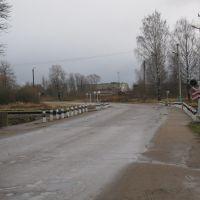 Переезд ЖД, Новодугино