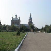 Церковь в Починке, Починок