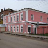 Дом Потресова, Рославль