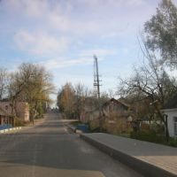 Мост через Глазомойку., Рославль