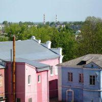 Рославльский дворик., Рославль