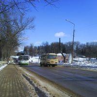 Улица Пролетарская, Рославль