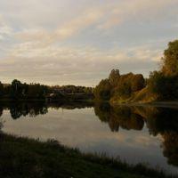 озеро около п.Южный, Сафоново