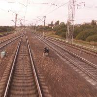 Подъезжая к Сафоново..., Сафоново