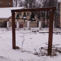 Звонница храма Рождества Христова..., Сафоново