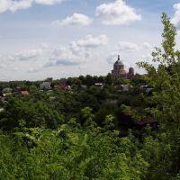 Вид на Георгиевскую церковь, Смоленск