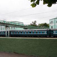 """Поезд """"Смоленск"""", Смоленск"""