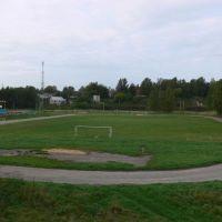 стадион в Сычёвке, Сычевка