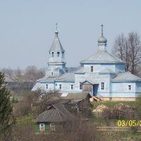 Старообрядческий храм прп. Сергия Радонежского, Сычевка, Сычевка