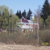 Никольская церковь на въезде в Сычевку, Сычевка