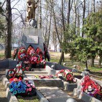 Сычевка. Памятник погибшим в 1941-1945 годах, Сычевка