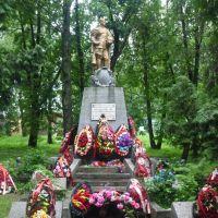 Памятник, Сычевка
