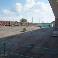 Сычёвка. Вокзал (лето 2010), Сычевка