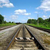 Железнодорожный переезд, Сычевка