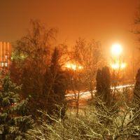 заморозки, Солнечнодольск