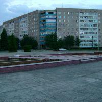 Площадь перед Д.К., Солнечнодольск