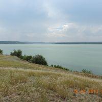 Новотроицкое водохранилище, Солнечнодольск