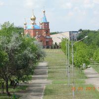 Солнечнодольск. Православная церковь, Солнечнодольск