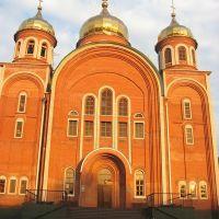 Спасо-Преображенский собор, Изобильный