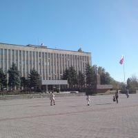Центральная площадь, 2013., Изобильный