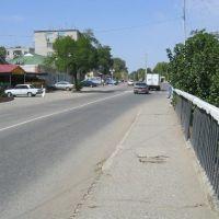 Мост через р. Куму, Зеленокумск