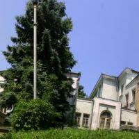 За дворцом эмира Бухарского., Железноводск