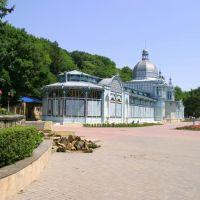 Пушкинская галерея., Железноводск