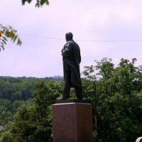 Ленин в Железноводске., Железноводск