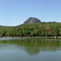 Железноводское озеро, Железноводск