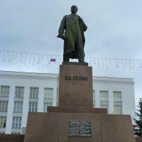 Железноводск. Памятник В.И. Ленину, Железноводск
