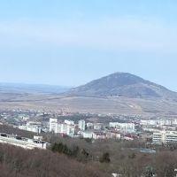 горы: Медовая, Верблюд, Бык. Железноводск, Железноводск