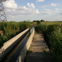 Оросительный канал, Арзгир