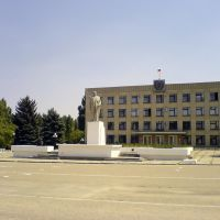 В центре, Арзгир