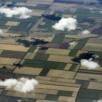 Russia. Wheat fields., Арзгир