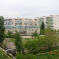 Начальная школа и 39 дом, Арзгир