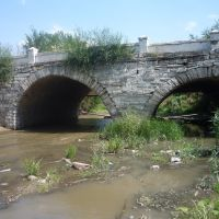 Мост через реку Мокрая Буйвола, Благодарный