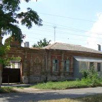 Оригинальный старый фасад_2011, Георгиевск