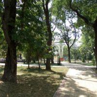 Парк_лето_2011, Георгиевск