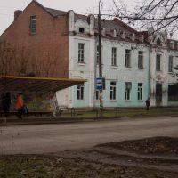 остановка «Винзавод», Георгиевск